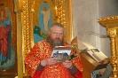 Пасхальная служба в Преображенском Храме села Бужарово  27-28 апреля 2019 года._29