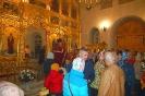 Пасхальная служба в Преображенском Храме села Бужарово  27-28 апреля 2019 года._30
