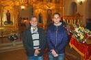 Пасхальная служба в Преображенском Храме села Бужарово  27-28 апреля 2019 года._31
