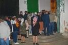 Пасхальная служба в Преображенском Храме села Бужарово  27-28 апреля 2019 года. _16