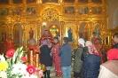 Пасхальная служба в Преображенском Храме села Бужарово  27-28 апреля 2019 года. _21