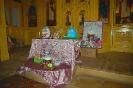 Пасхальная служба в Преображенском Храме села Бужарово  27-28 апреля 2019 года. _2