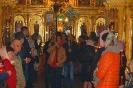 Пасхальная служба в Преображенском Храме села Бужарово  27-28 апреля 2019 года. _9