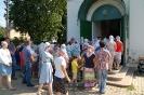 Яблочный спас в Преображенском Храме села Бужарово. _24