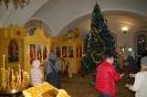 Рождественское Богослужение в Преображенском храме  с.Бужарово_17