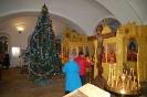 Рождественское Богослужение в Преображенском храме  с.Бужарово_18
