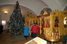 Рождественское Богослужение в Преображенском храме  с.Бужарово_19