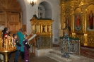 Рождественское Богослужение в Преображенском храме  с.Бужарово_22