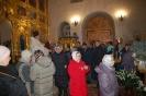 Рождественское Богослужение в Преображенском храме  с.Бужарово_32