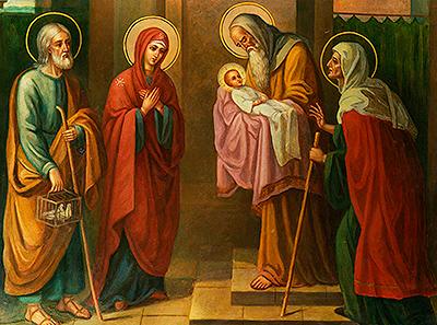 Сретение Господне православный праздник