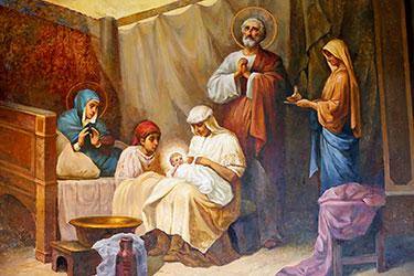21 сентября Рождество Пресвятой Богородицы